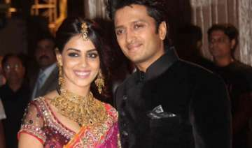 riteish wishes wife genelia on b day calls best...