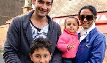 mahesh babu to holiday in paris with family -...