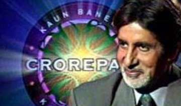 big b locked in for kbc 4 - India TV