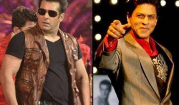 know how much shah rukh and salman earn from...