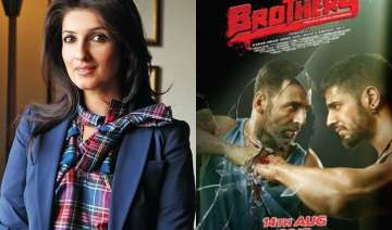 twinkle khanna spellbound after watching akshay...