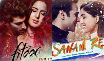 five reasons why fitoor will beat sanam re at the...