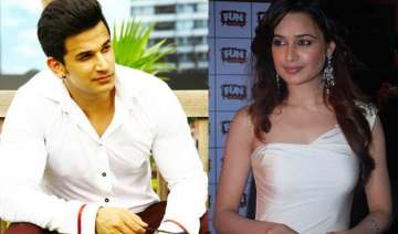 is something cooking between prince and yuvika in...