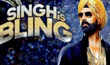 singh is bling movie review even with its flaws...