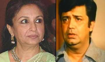 sharmila tagore remembers deven says he became...