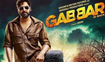 gabbar is back movie review - India TV