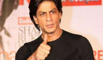 shah rukh khan wrapped up fan shoot - India TV