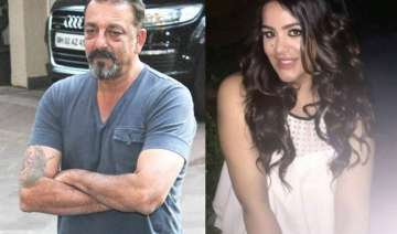 sanjay dutt s daughter trishala reacts on his...