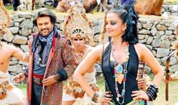aishwarya rajnikanth launch enthiran music -...