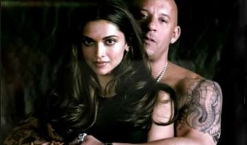 uff hotness deepika and vin diesel s first pic...