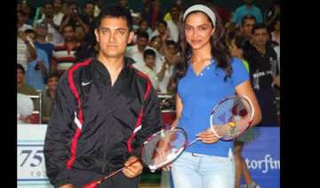 aamir deepika are college dropouts - India TV