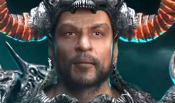 shah rukh excited about graphic novel atharva the...