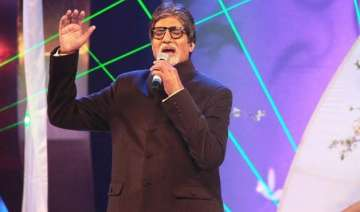 big b sings indian national anthem for r day -...