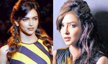 telugu star daughter is deepika s look alike -...