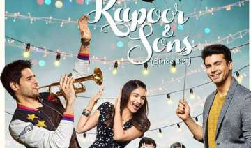 kapoor sons poster out alia fawad sidharth looks...