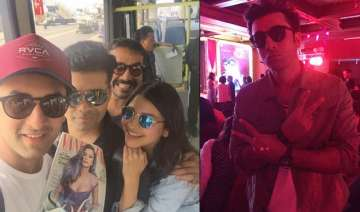 bombay velvet team in goa sets new precedent for...