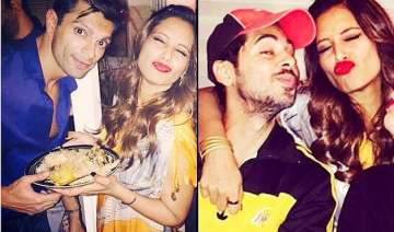 bipasha basu birthday party dino morea karan...