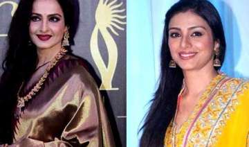 rekha leaves fitoor makers in a fix tabu fills...