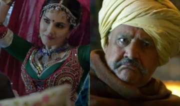 watch sunny leone teams up with alok nath to...