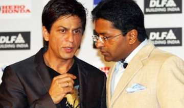 srk declines to play lalit modi s role - India TV