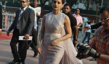 wanted to look like a star at national awards...