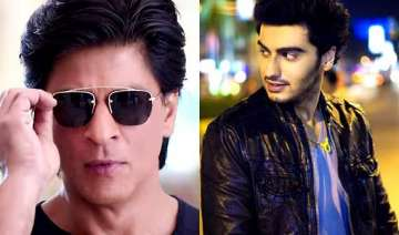 shah rukh and arjun kapoor to play brothers in...