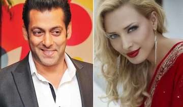 omg salman khan and iulia vantur get engaged -...