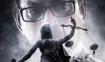 first poster of talvar out story based on aarushi...