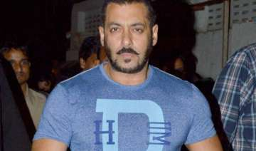 salman khan slaps his bodyguard. know what...