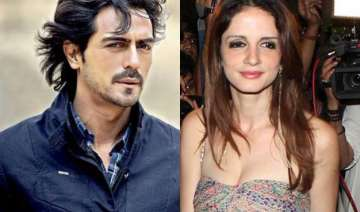 it s an end arjun rampal and sussanne khan decide...