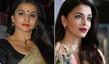 vidya balan not aware of replacing aishwarya rai...