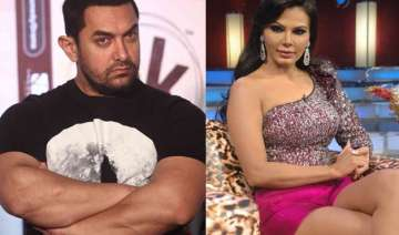 thanks to aamir khan now rakhi sawant wants to be...