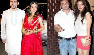 another break up after arbaaz malaika sohail khan...