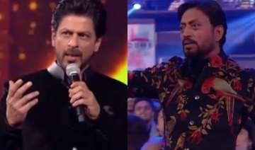 when srk s self obsession prompted irrfan to...