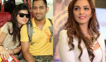 revealed actress who will play ms dhoni s wife on...