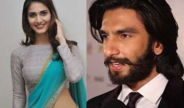 ranveer singh doesn t want to romance vaani...