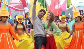 aambala movie review nothing masculine about it -...