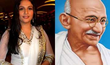 gracy singh to feature in gandhi based movie -...
