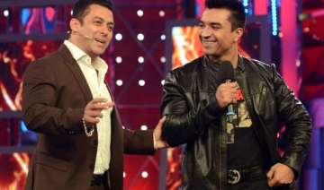 bigg boss 8 no eviction this week ajaz khan...