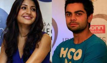 is anushka cheating on virat by being love locked...