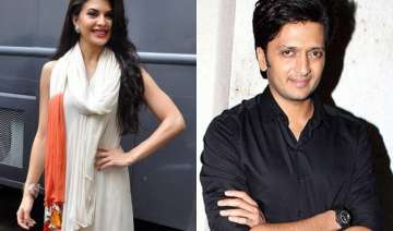 jacqueline a live wire on bangistan sets riteish...