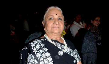 telly actors remember sudha shivpuri - India TV