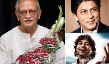 gulzar birthday here s how srk kailash kher b...