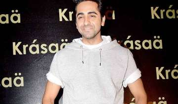 ayushmann to release tracks after every three...