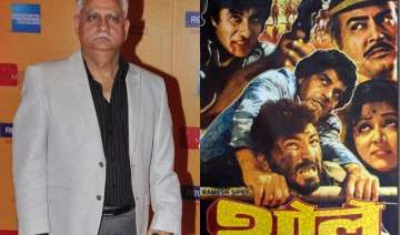 imprudent to remake sholay ramesh sippy - India TV