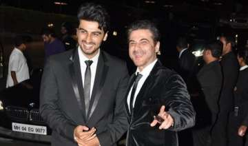 sanjay kapoor wanted arjun kapoor to become a...