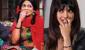 gutthi aka sunil grover s funny reply to priyanka...