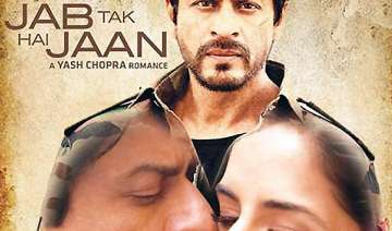 jab tak hai jaan title song finds space in end...