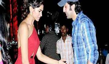 jab they met ranbir deepika at a film screening -...