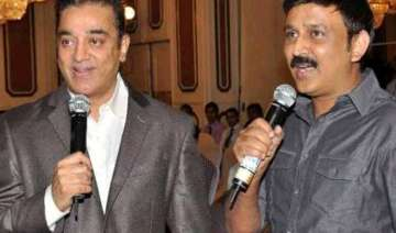 kamal haasan writing script for ramesh aravind s...